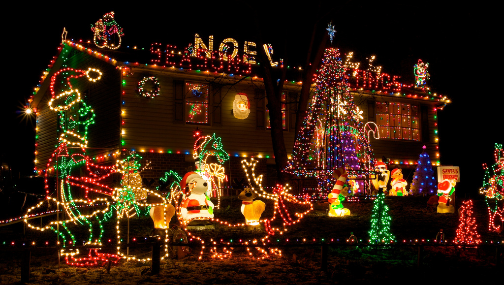 How The Hell Does This Work Christmas Decorations Around The World