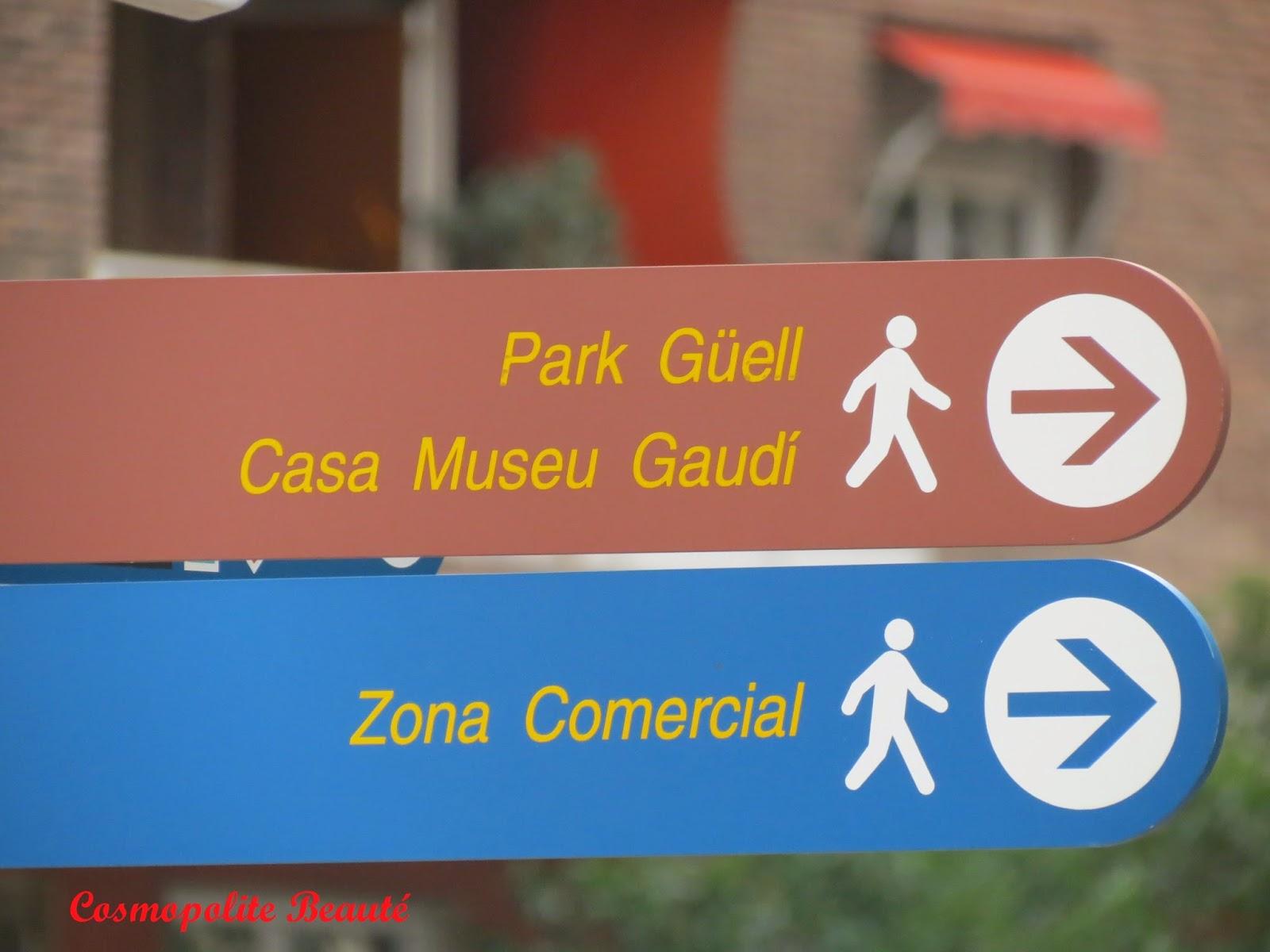Parc Güell, Barcelone, Espagne, voyage, carnet de voyage, Barcelona, beauté, mode, boutiques