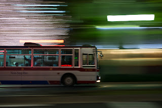 how to take panning shots with iphone