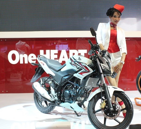 Home » 2013 New Honda Cb150r Streetfire Launched At Jakarta
