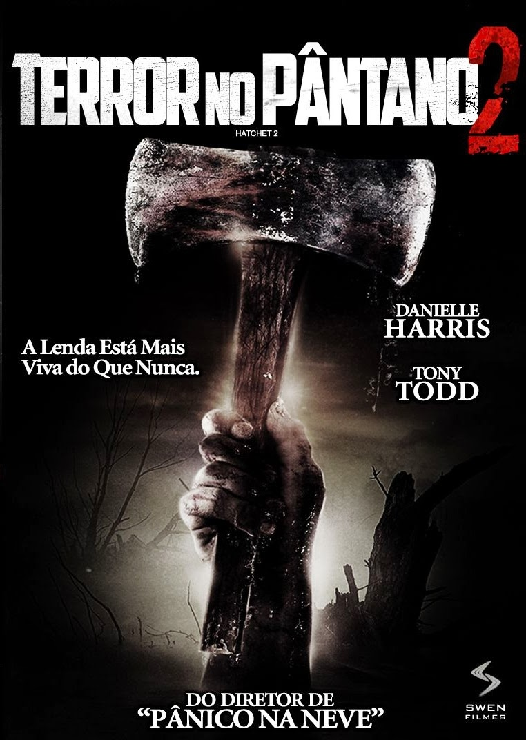 Terror no Pântano 2 – Dublado (2010)