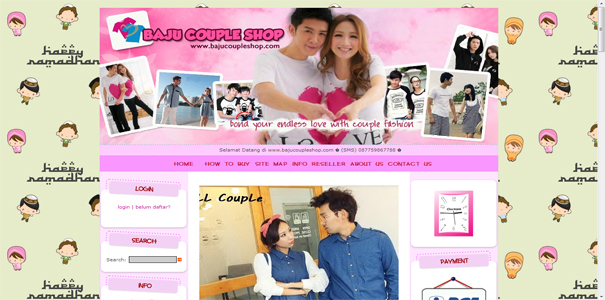 Fashion Couple , polisi online