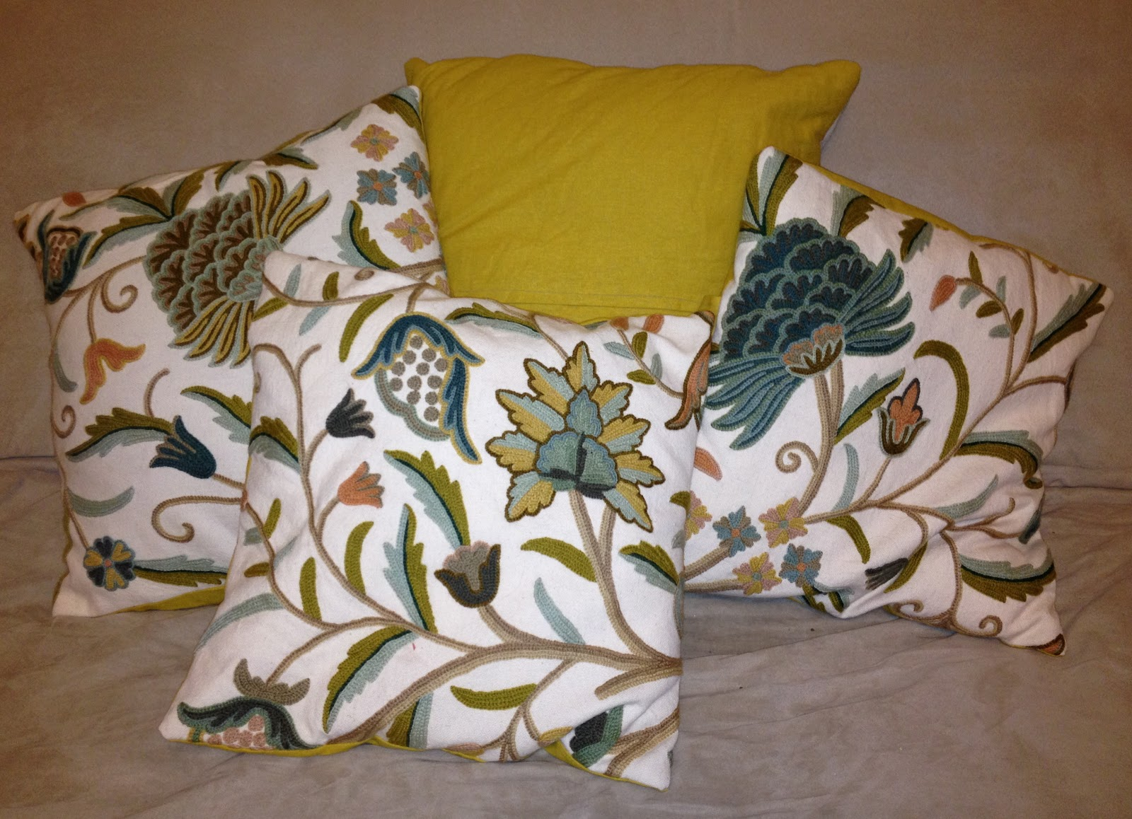 Why Are Throw Pillows So Expensive : DIY Decorative Pillows Light and Sweet