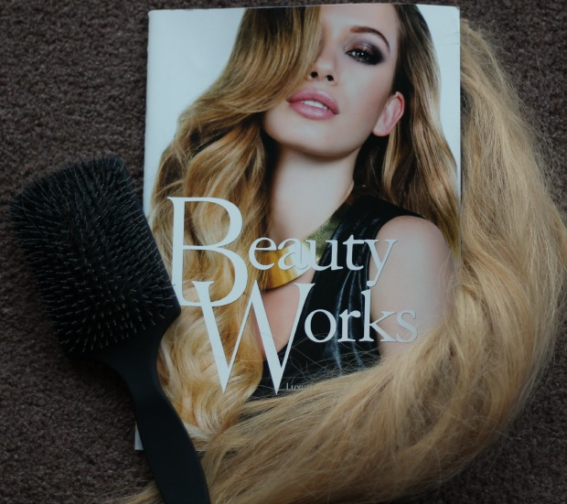 Beauty Works Large Paddle Brush, best brush hair extensions