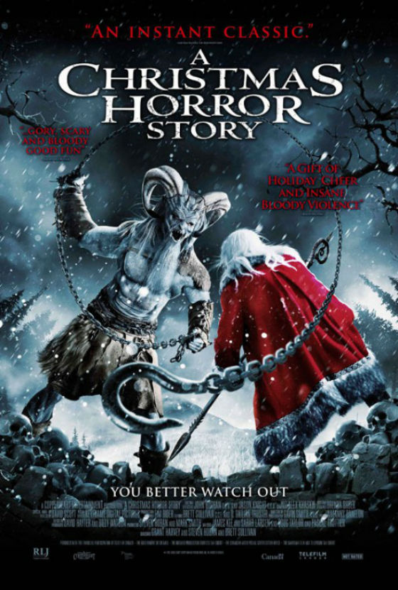 OA Christmas Horror Story
