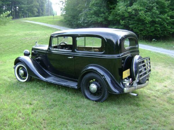 My 1928 chevrolet 1935 chevrolet 2 door sedan for 1935 chevrolet 4 door sedan