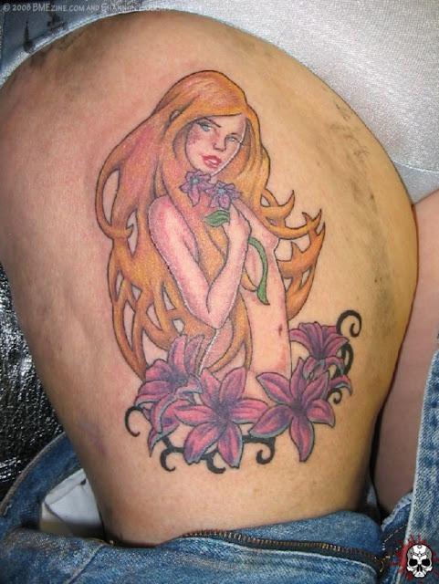Virgo Tattoos