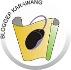 Logo Blogger Karawang
