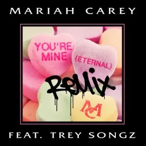 Mariah Carey - You're Mine (Eternal) (ft. Trey Songz) [Remix]
