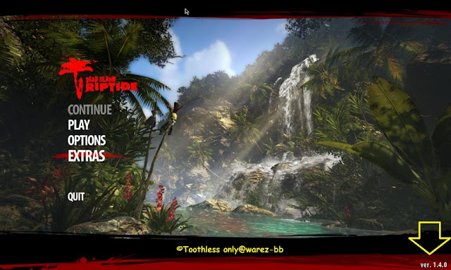 Dead Island Riptide Pc Game installation instructions