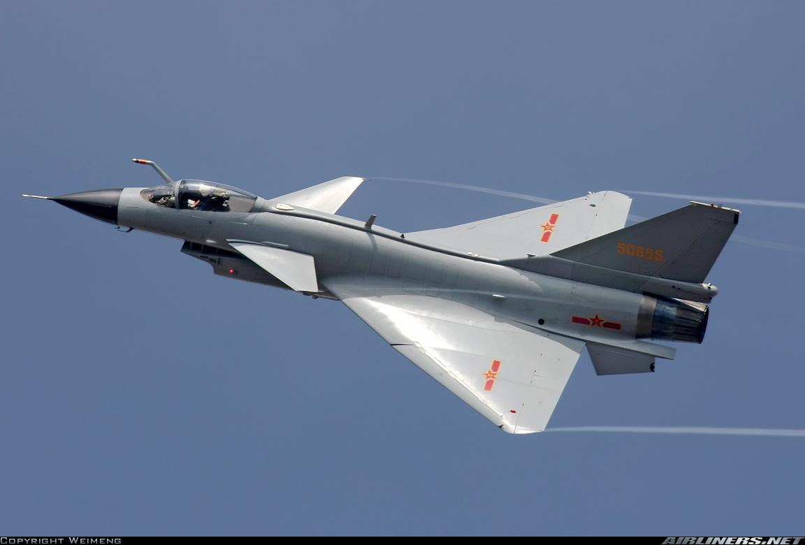 HI-TECH Automotive: Chengdu J-10