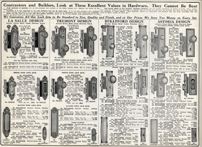1912 sears building material