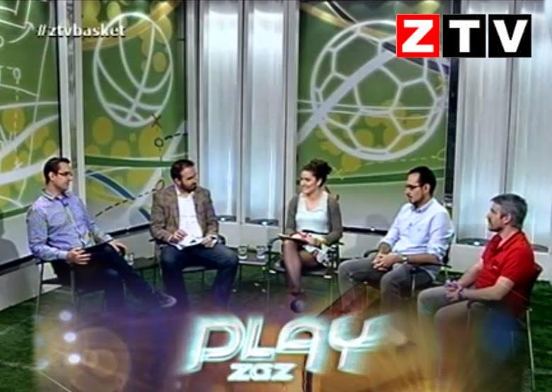balonZesto en ZTV 'Play Zgz'