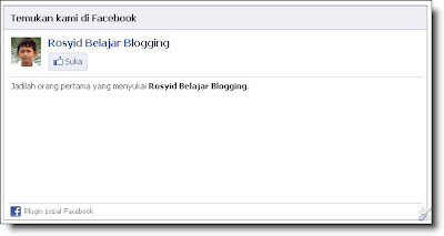 Plugin Sosial Facebook