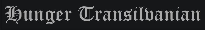 Hunger Transilvanian