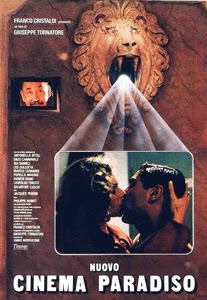 Poster original de Cinema Paradiso