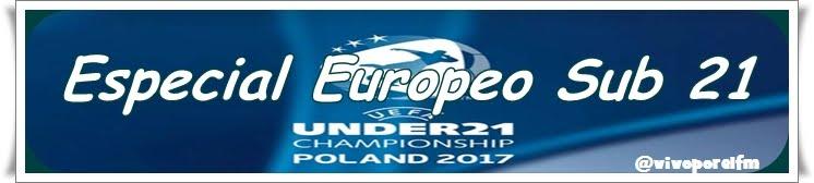 Euro Sub 21 Polonia 2017