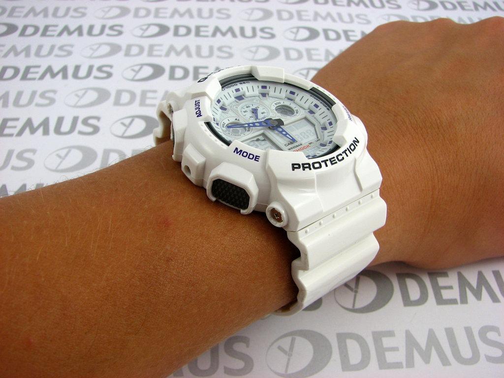 часы g shock женские белые на руке как правильно выбрать