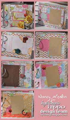 everyday eclectic, mini album, kit