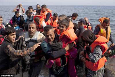 Libya Selamatkan 6.500 Migran Hampir Tenggelam