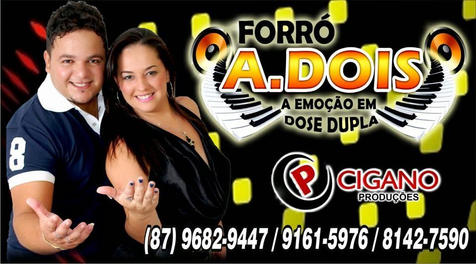Click na imagem e baixe o CD de Forró A.Dois