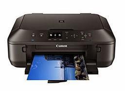 Canon PIXMA MG5670 Wireless Color All-in-One Printer