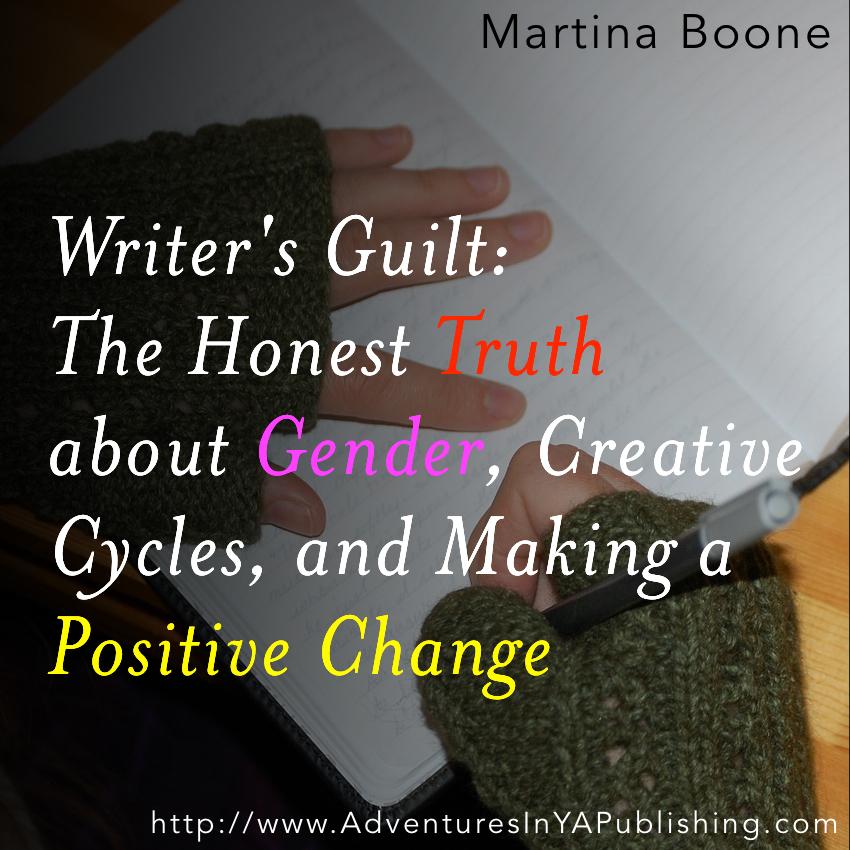 creative writing guilt