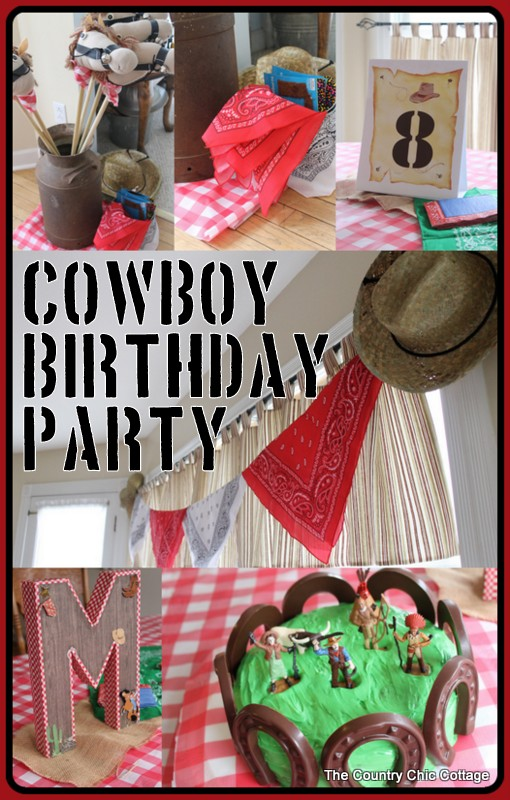 Western Theme Party Decorating Ideas Part - 45: Excellent Cowboy Birthday Party Decorations And Ideas With Western Theme  Party Decorating Ideas