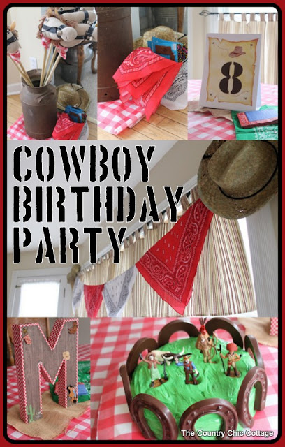 Very Best Cowboy Birthday Party Decoration Ideas 408 x 640 · 104 kB · jpeg