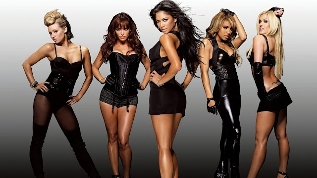 Pussycat Dolls Girl Band