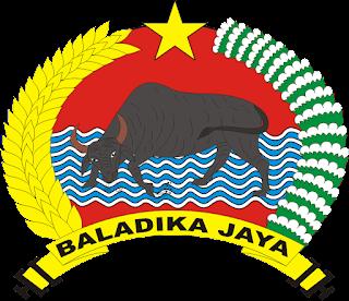 Logo Korem 083 Baladhika Jaya
