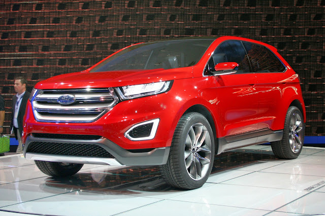 edge release date 2014 ford edge concept 2015 ford edge redesign 2015. Cars Review. Best American Auto & Cars Review