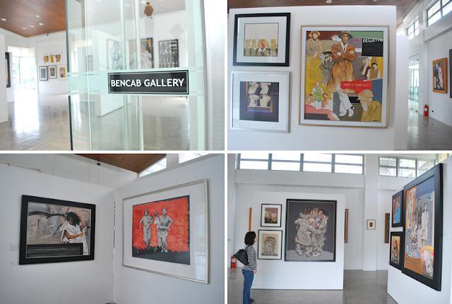 gallery, bencab, art