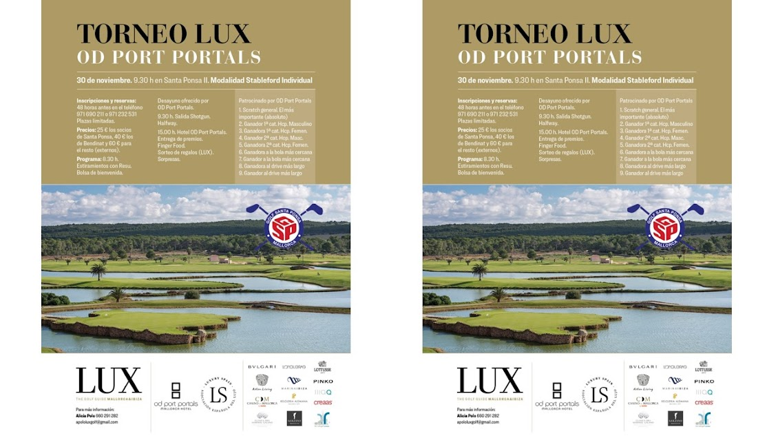 ___ LUX GOLF GUIDE 2019