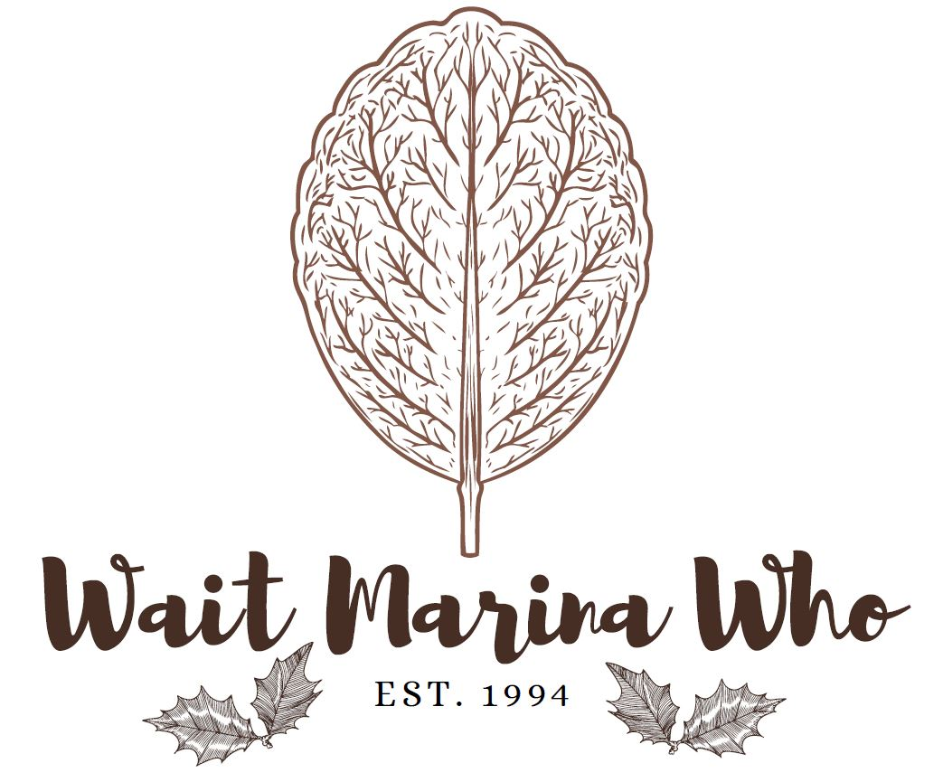 Wait Marina Who • Travel • Poetry • Vintage