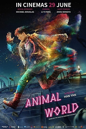Mundo Animal - Legendado Torrent torrent download capa