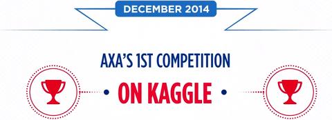 Compétition AXA sur Kaggle