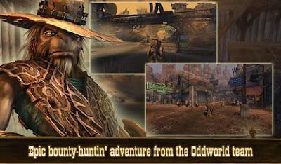 Game Oddworld: Stranger's Wrath v1.0.5 APK