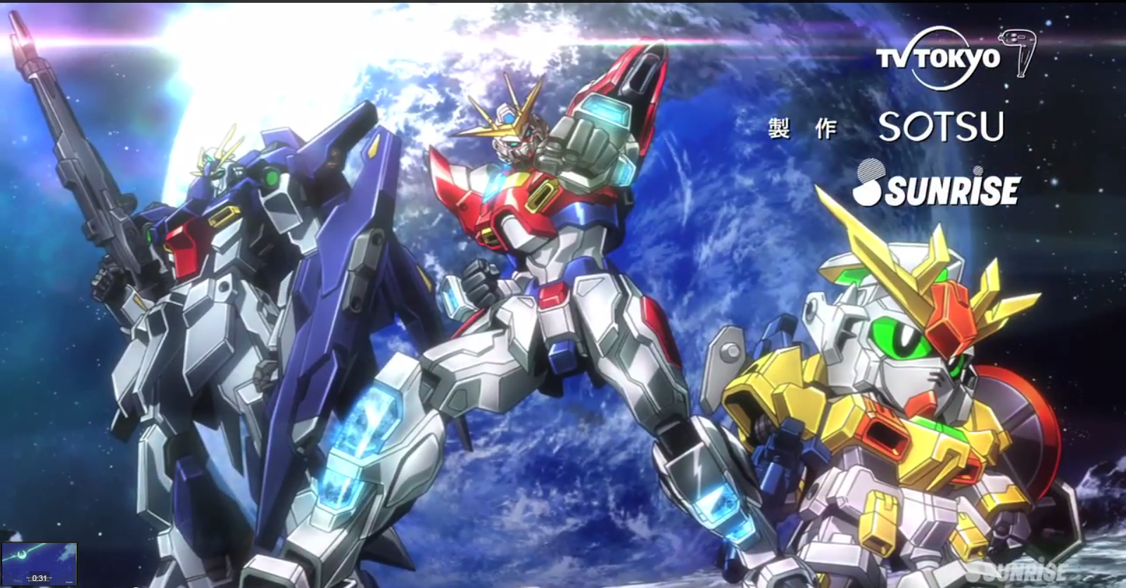 Resoconto GUNDAM BUILD FIGHTERS TRY ep 5