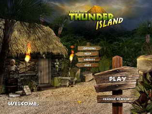 Download Escape From Thunder Island PC Game