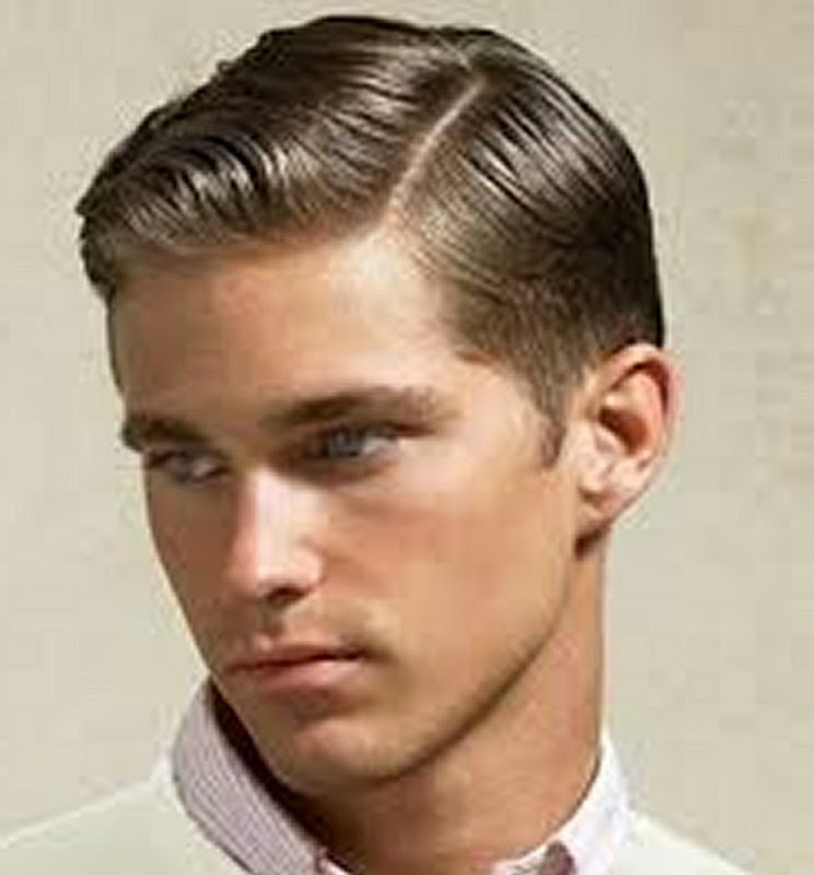 Men Hairstyle Classic