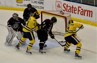 NCAA: Yup, It Gets Worse. Last Year's Runner-up, Michigan Wolverines, Bow To Union 6-3