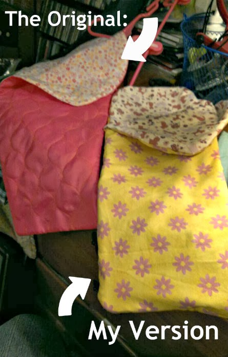 doll sleeping bag comparison