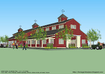Large Horse Barn Plans