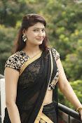 Sagarika glamorous photos in saree-thumbnail-11