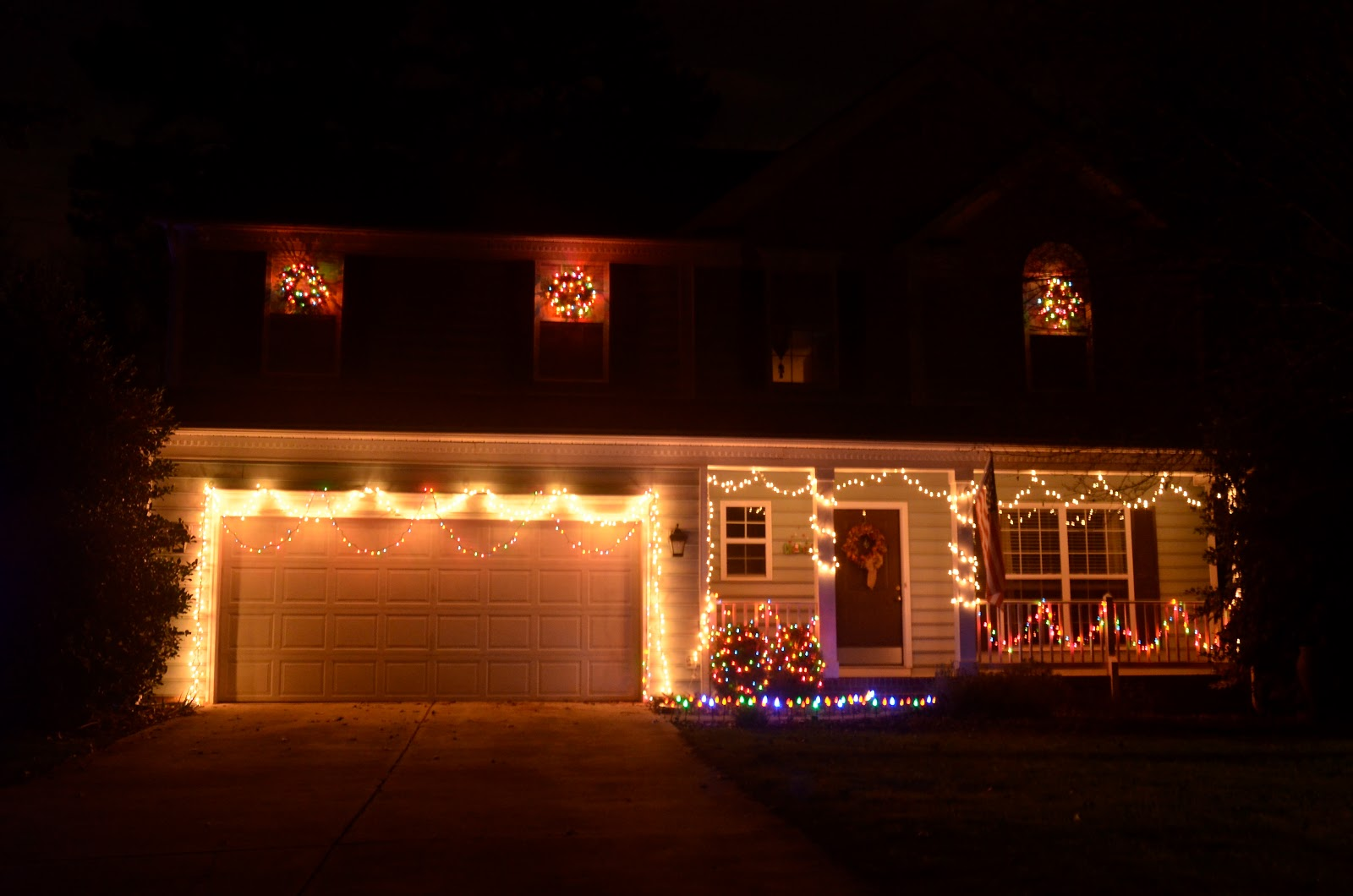 crazy christmas house bronx