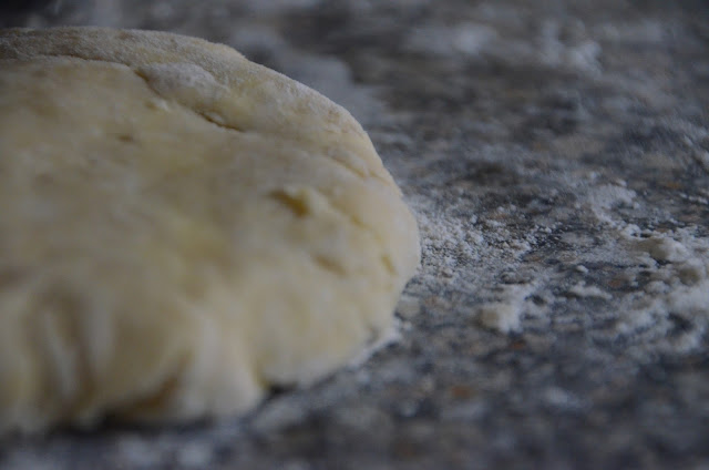 Rustic Tart Pastry Dough