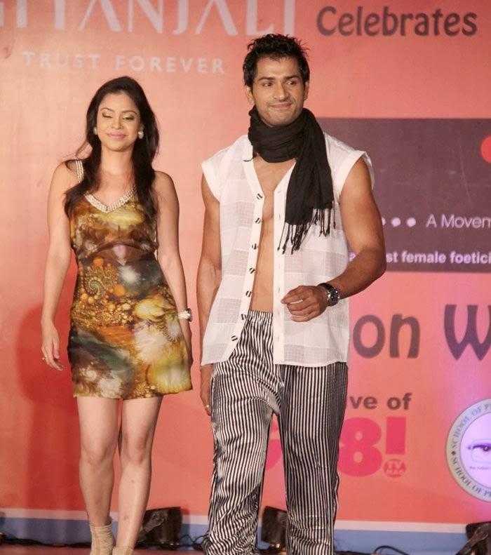 Sumona Chakraborty hottest photos of bade acche lagte hain