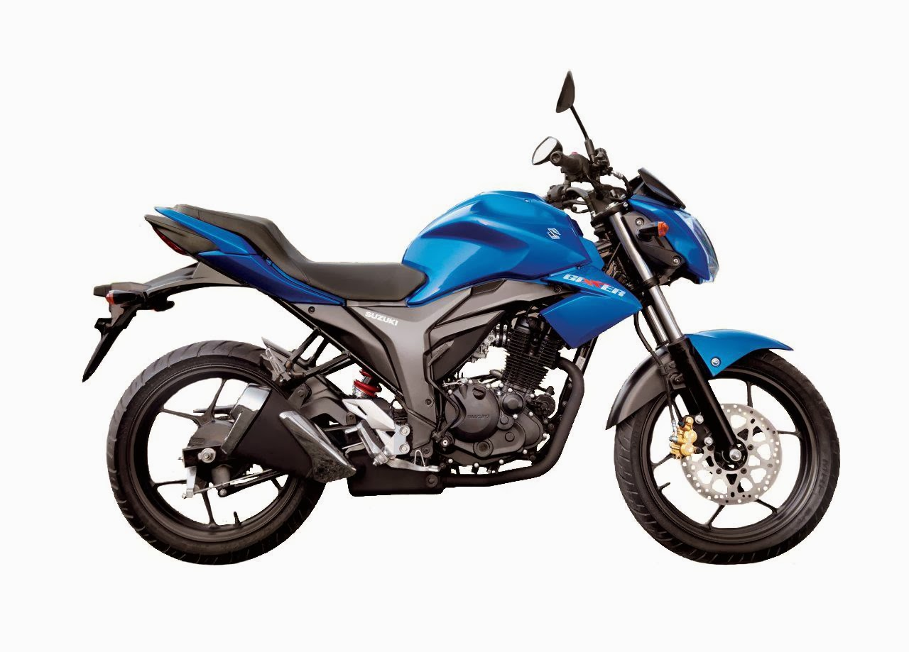 New Suzuki Gixxer 150 Foto Motor Suzuki 150 cc Tahun 2014 Terbaru
