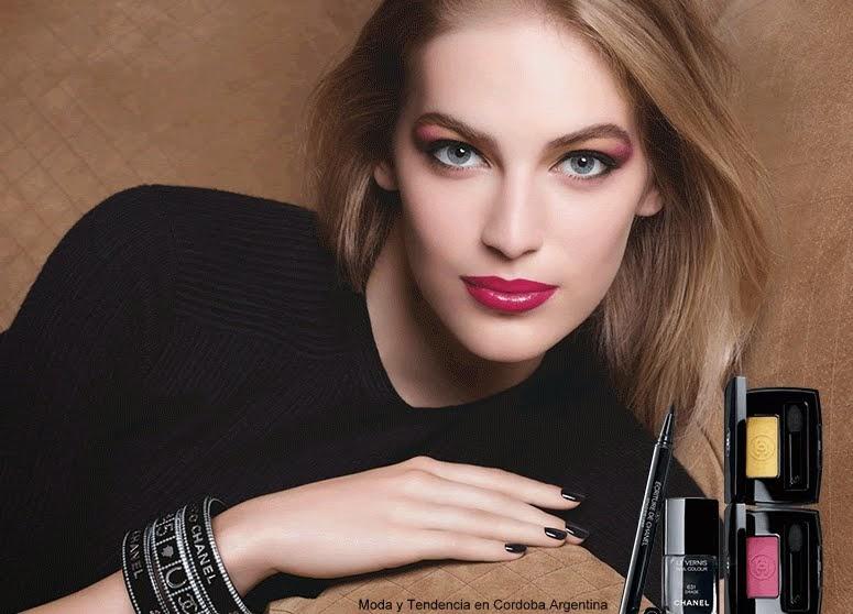 moda en maquillaje invierno 2014